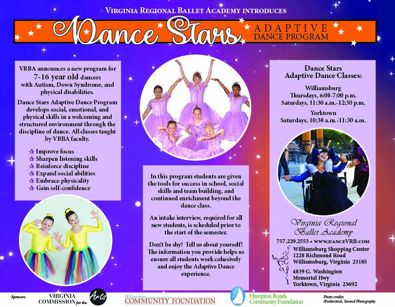 Dance Stars Adaptive Dance